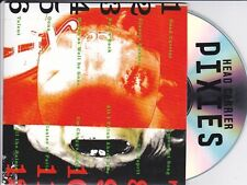 PIXIES HEAD CARRIER RARE 12 TRACK PROMO CD