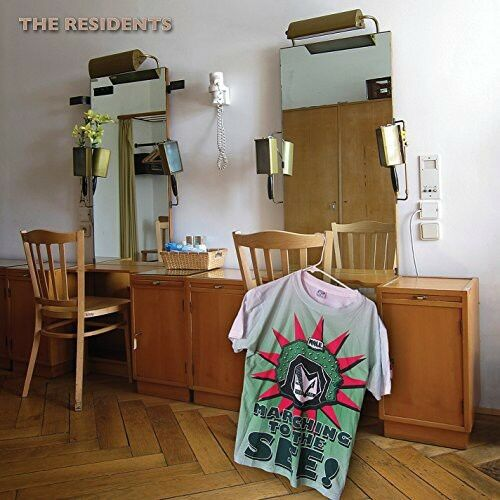 The Residents - Marching to the See [New CD]