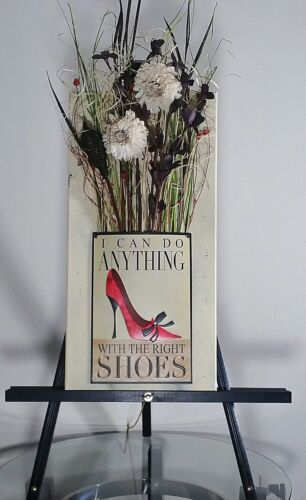 Anything w Shoes Arrangement