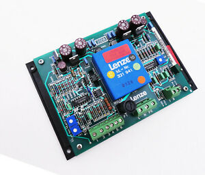 Lenze 2008 ID No. 321 941 321941 V403 Control Module-Distressed