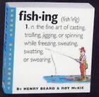 Fishing by Henry Beard, Roy McKie (Paperback, 2002)