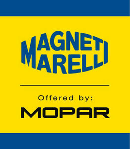 Magneti Marelli by Mopar 1AMR10246A Front Disc Brake Rotor
