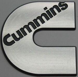 1-Cummins-emblem-dodge-turbo-diesel-Kenworth-Peterbilt-Volvo-Ford-international