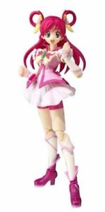 S.h.figurines Oui ! Precure 5 Go Cure Rêve Figurine Articulée Bandai De Japon