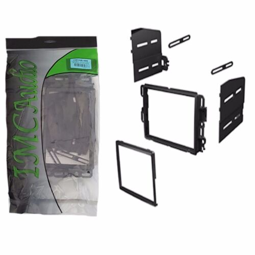 Buick GM Chevy Double Din Dash Kit After Market Radio Stereo Installation