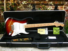 ✯SUPERB✯2007 FENDER American Standard STRATOCASTER USA✯UPGRADED KINMAN HX PUPS!✯