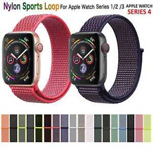 Sport-Loop-Nylon-Woven-Band-for-Apple-Watch-Series-4-3-2-1-40mm-44mm-38mm-42mm