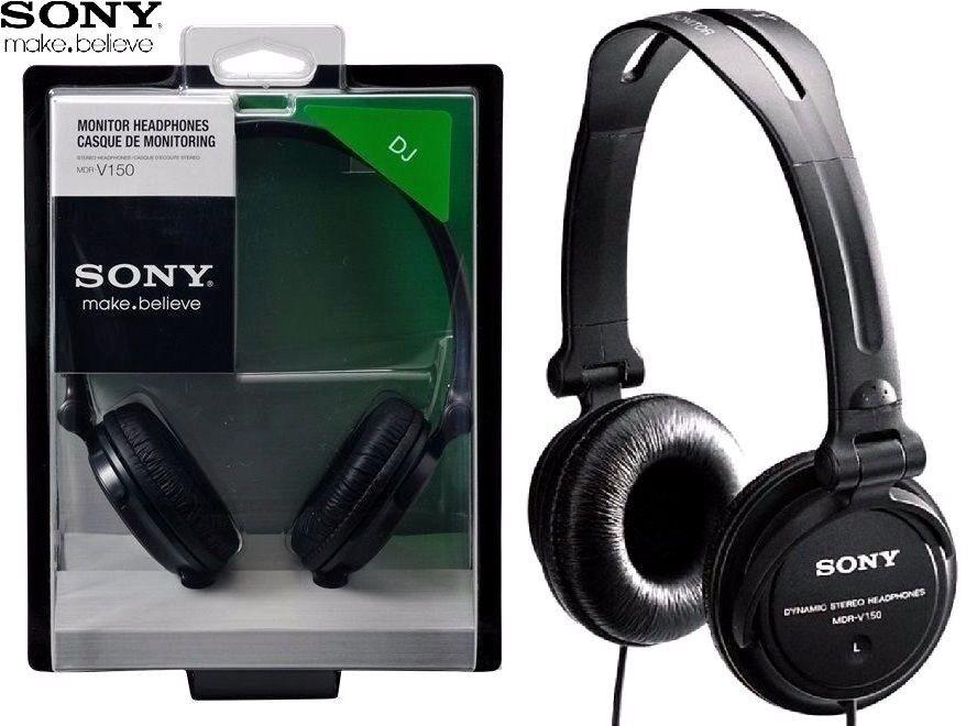 Sony MDR V150 Headband Headphones