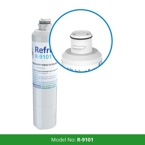 Fits Samsung DA29-0002 Refrigerators Refresh Replacement Water Filter 3 Pack