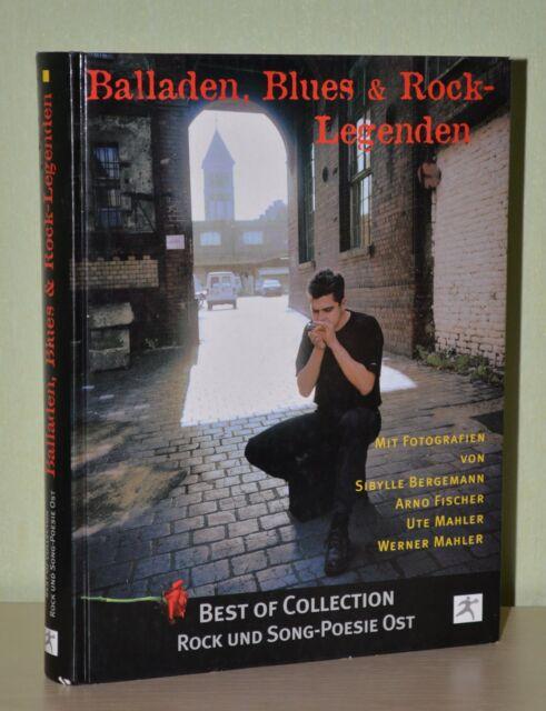 Balladen, Blues und Rock-Legenden - Best of Collection Rock und Song-Poesie Ost