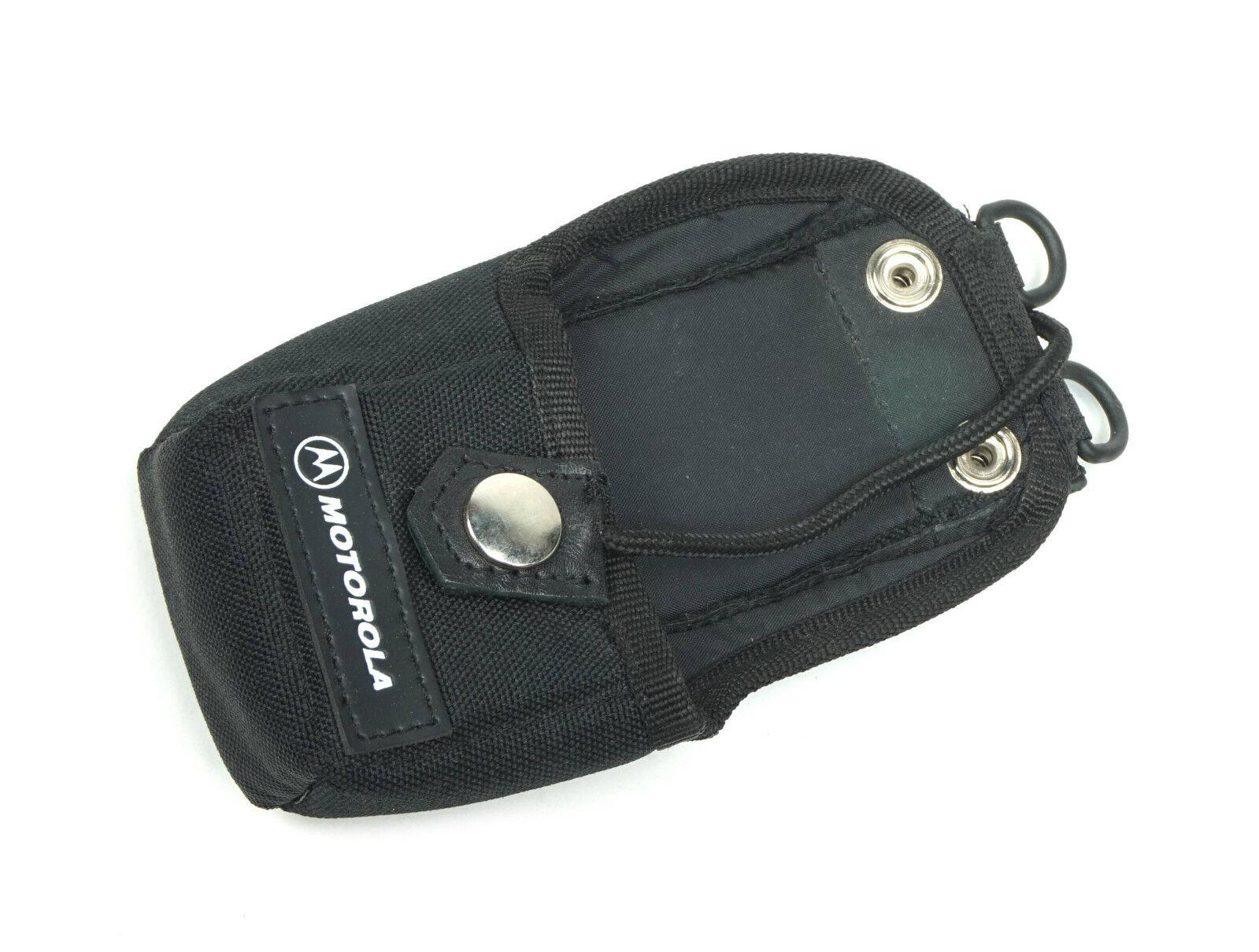motorola radio carrying case