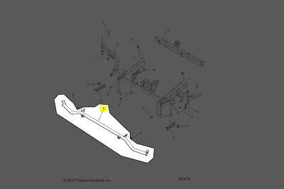 Polaris Weld-Tube Lowerclip Alum Ecoat 1022959-329 New Oem