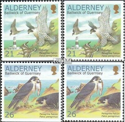 Stamps Animal Kingdom United Kingdom-alderney 145do,you,146do,you Unmounted Mint Never Hinged 2000 C