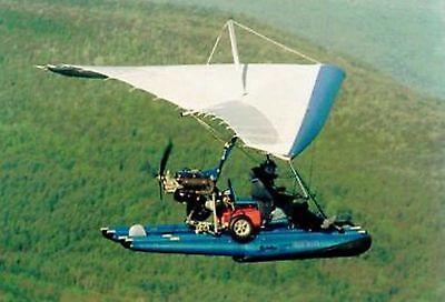 J & J Ultralights Seawing Amphibious Ultralight Trike Kiln Wood Model Large  New   eBay