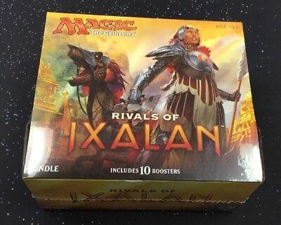 Ixalan Magic the Gathering MTG Bundle Sealed Box