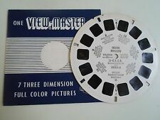 1957 Vintage Sawyers Viewmaster Reel ~ INSIDE MOSCOW II-U.S.S.R. 2820-B