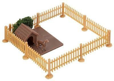 NEW ! HO Faller 180599 Animated DOG HOUSE with Servo Drive MODEL KIT