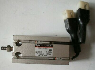 1pcs Used SMC Cylinder CDQ2A40-10DCM-XB18   eBay