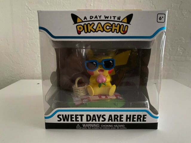 NEW Funko A Day With Pikachu Sweet Days Are Here