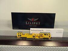 Liliput H0 L136117 Gleisstopfmaschine Plasser & Theurer DB defekt in OVP