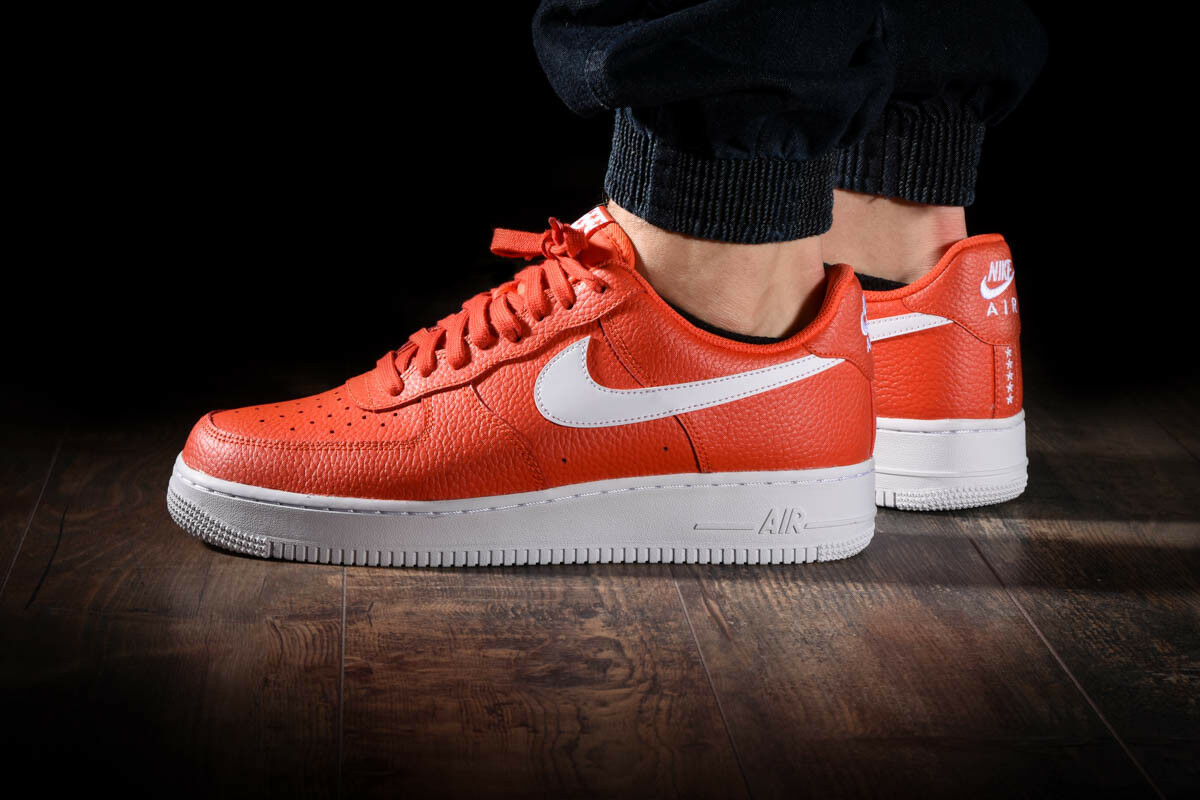 Nike Air Force One 1 Sneaker Low Sneaker 1 Men's Lifestyle Shoes 1850c8