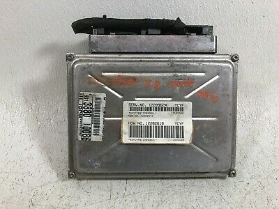 "2001 2002 2003 Monte Carlo Engine Computer 12209624 /""Programmed to your VIN/"" ECM"