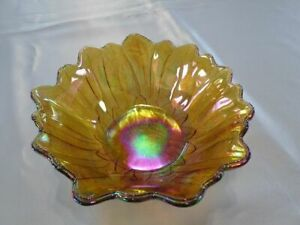 Retro Shaped Glass Dish