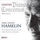 Haydn: Piano Concertos Nos. 3, 4 & 11 (CD, Mar-2013, Hyperion)