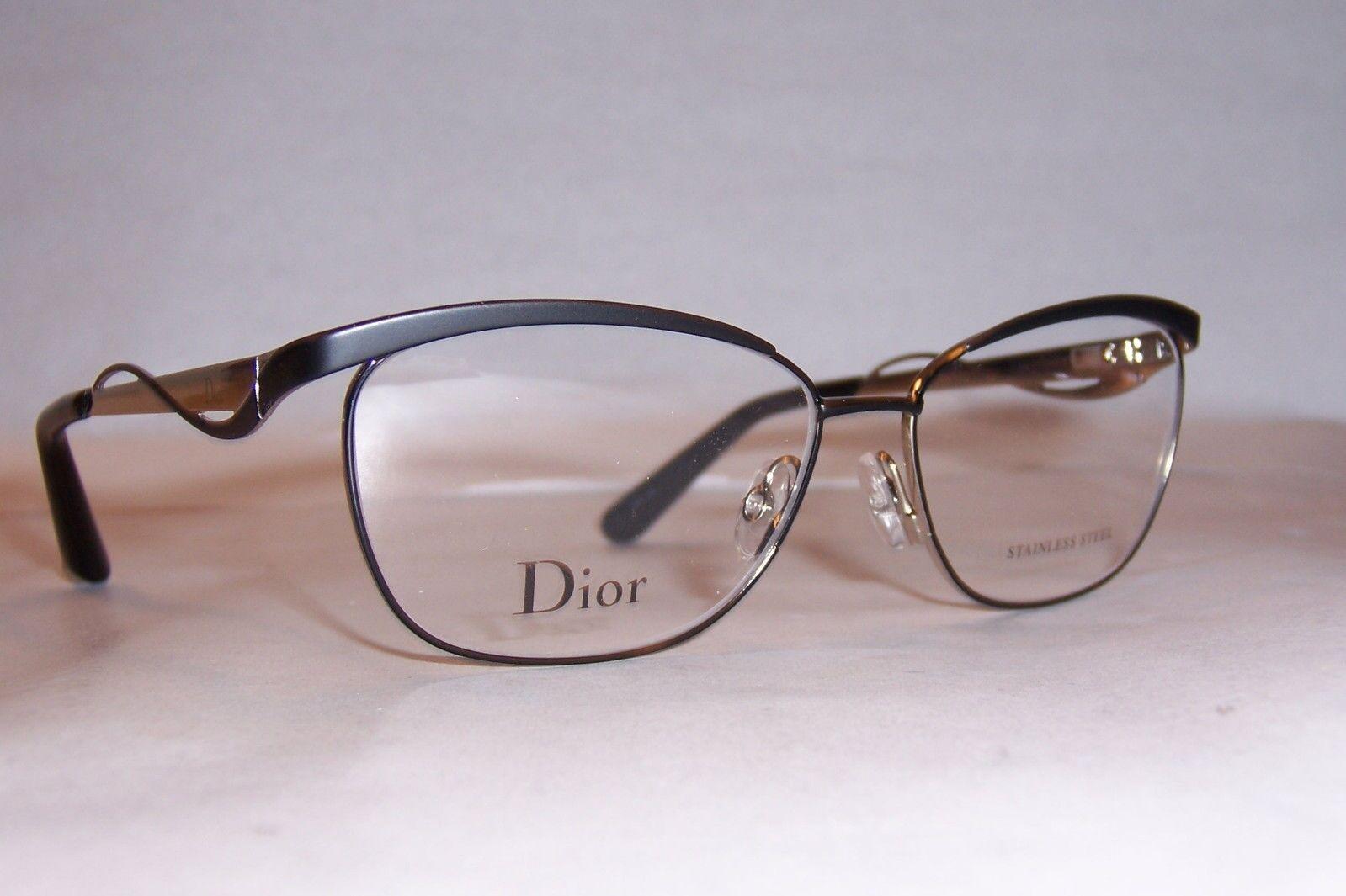 2488f1cc33 Christian Dior Eyeglasses CD 3783 G8q Black 55mm RX Authentic for ...