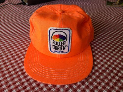Vintage Unbranded Fuller O'Brien Paints Patch Snap