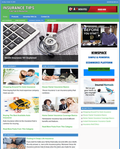 INSURANCE-GUIDE-Website-Business-For-Sale-Work-From-Home-Internet-Business