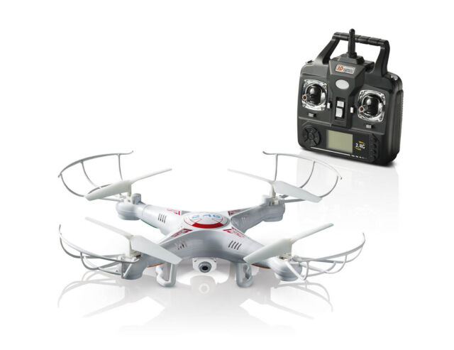 FAULTY X5C-1 2.4G 4CH RC Explorers Quadcopter 6 Axis Heli Drone