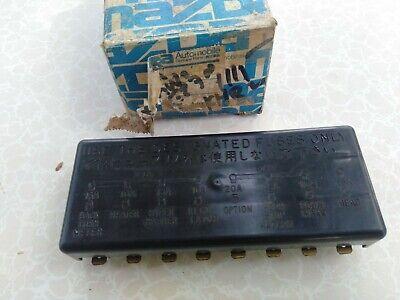 [DIAGRAM_0HG]  mazda 1965-70 truck nos fuse box   eBay   Mazda R100 Fuse Box      eBay