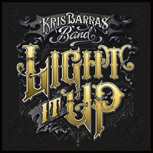 KRIS-BARRAS-BAND-LIGHT-IT-UP-CD-NEU