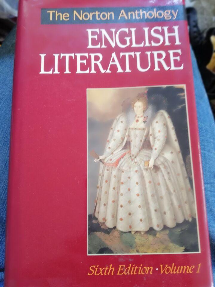 English Literature, Sixth Edition - Volume 1, The Norton