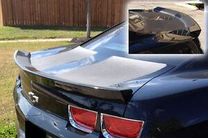 Fits Chevrolet Camaro 2010-2013 Z28 Style Flush Mount Rear Spoiler Painted