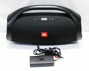 JBL Model Boombox Waterproof Portable Bluetooth Wireless Speaker - Black