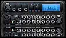 MOTU UltraLite AVB™ 18x18 USB / AVB Audio Interface w/ DSP, wireless control
