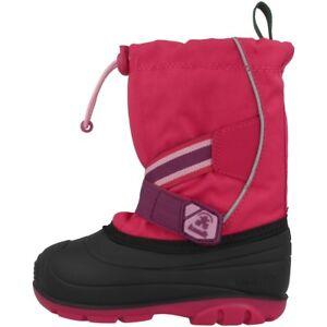 Schuhe Baby Beliebte Marke Kamik Ziggy Kinder Schuhe Stiefel Winterstiefel Boots Bright Rose Nk9086c-ros Verbraucher Zuerst