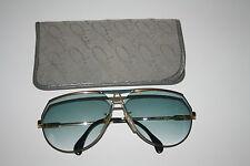 Cazal Sonnenbrille Germany 953 lunettes Brille occhiali 135mm glasses gold