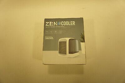 Zen Cooler Personal Usb Air Conditioner Fan Model Wt F10