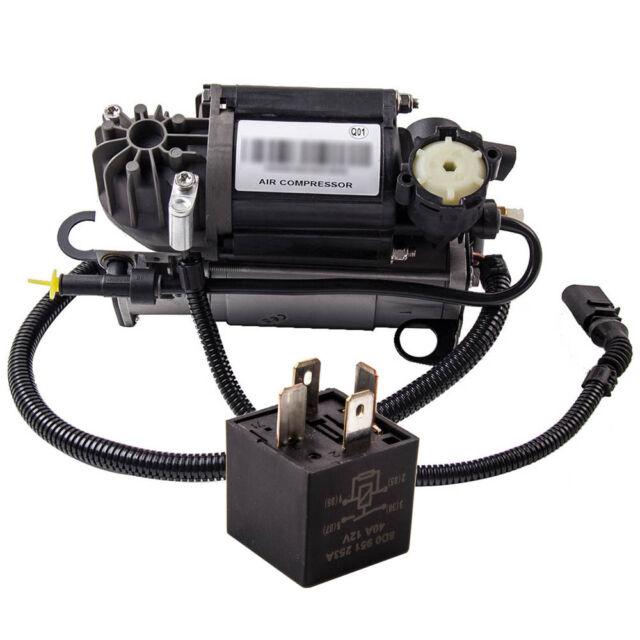 Audi Allroad Air Compressor Suspension Pump and Air Dryer Repair Kit 4Z7616007