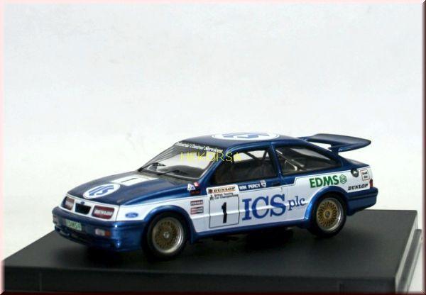 Ford Sierra RS Cosworth winner BTCC Silberstone 1987 Win Percy Trofeu 121 1 43