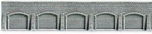 NOCH-58125-H0-Steinmauer-Arkadenmauer-65-x-11-5-cm-extra-lang-54611