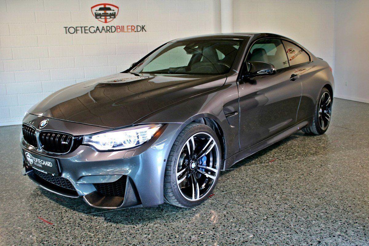 BMW M4 3,0 Coupé aut. 2d - 6.410 kr.