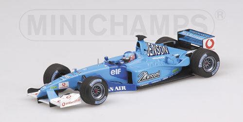 1 18 Benetton Renault Sport B201  2001 Season     Jenson Button