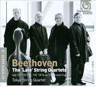 Beethoven: The 'Late' String Quartets Super Audio Hybrid CD (CD, Sep-2010, 3 Discs, Harmonia Mundi (Distributor))