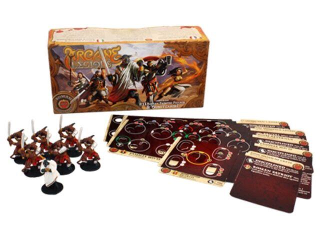 Arcane Legions Roman Cavalry Army Pack