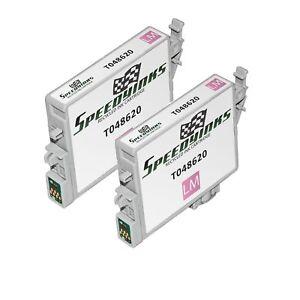 2pk-T048620-Reman-LT-MAGENTA-Ink-Cartridge-for-Epson