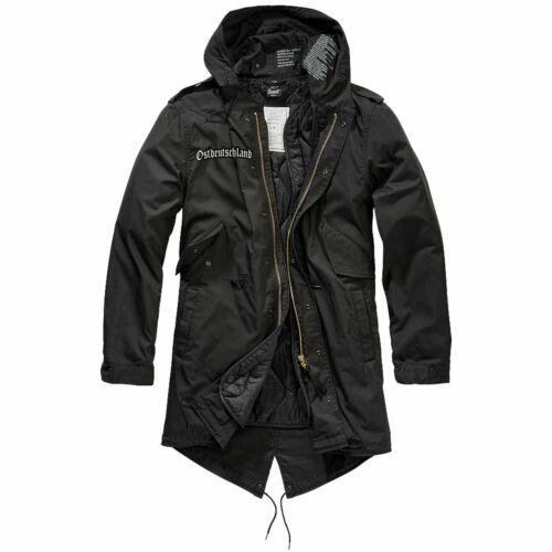 Parka lang Winter Jacke mit heraustrennbaren Futter OSTDEUTSCHLAND DDR Ossi Zone